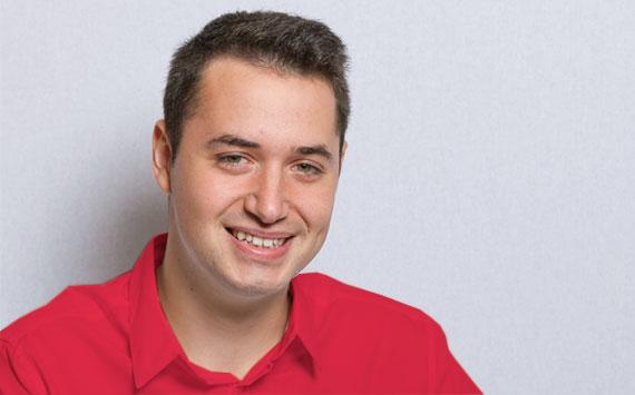 Sales Representative Western Quebec Philip Williams<
