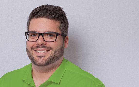 Mathieu Grégoire Sales Representative Eastern Quebec