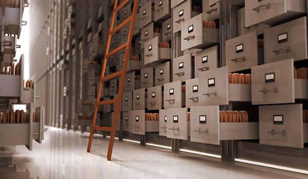 5 Gestions d'archivage physique | Numérisation de documents