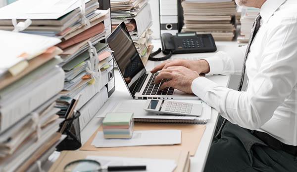 numérisation et archivage des dossiers